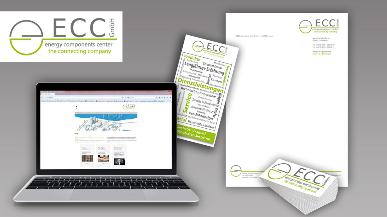 Corporate Design ECC